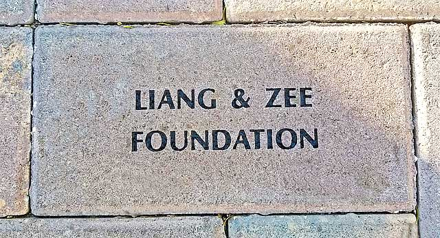 Personalized garden paver