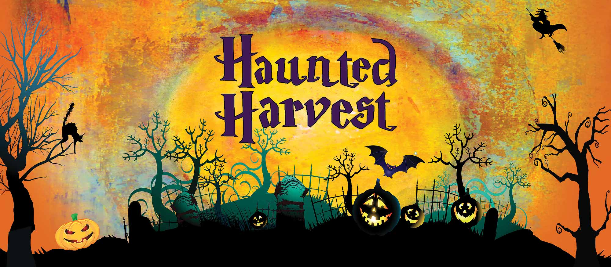 Artwork for Haunted Harvest at the Las Vegas Springs Preserve