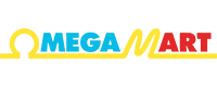 Omega Mart logo