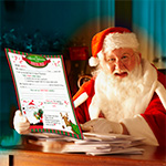Santa letters now available at the Springs Preserve gift shop