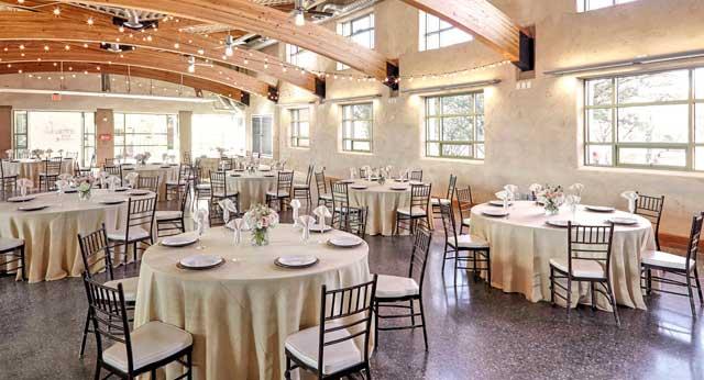 Dlc Banquet Room Reception Option
